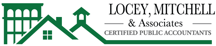 Locey, Mitchell & Associates Logo